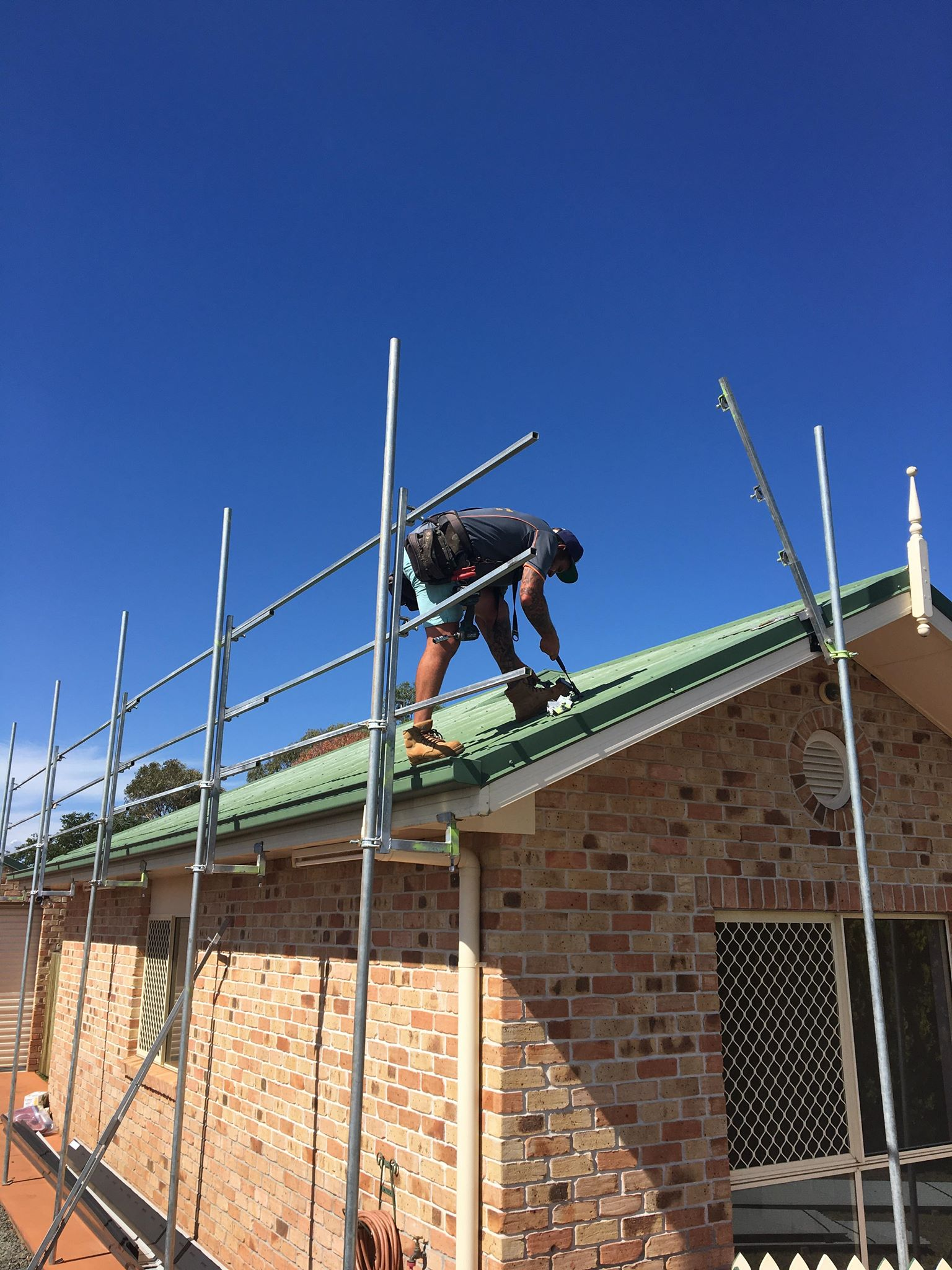 Rubiks Roofing – Professional repairs that last